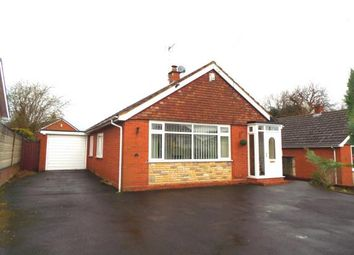 Thumbnail 3 bed bungalow for sale in Old Hednesford Road, Cannock, Staffordshire