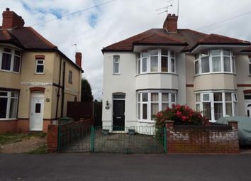 Thumbnail 3 bed semi-detached house for sale in Carisbrook Road, Nuneaton, Warwickshire