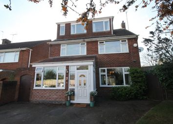 Thumbnail 4 bed detached house for sale in Ivybridge Road, Styvechale, Coventry