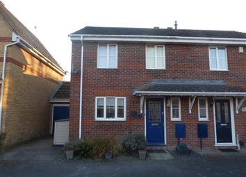 Thumbnail 3 bedroom semi-detached house for sale in Coopers Way, Houghton Regis, Dunstable