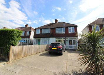 Thumbnail 3 bed property to rent in Hook Rise South, Tolworth, Surbiton