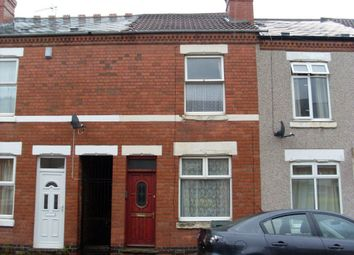 Thumbnail 3 bedroom terraced house to rent in Poplar Road, Earlsdon, Coventry