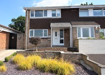 Thumbnail 3 bed semi-detached house for sale in Leighton Park Road, Westbury