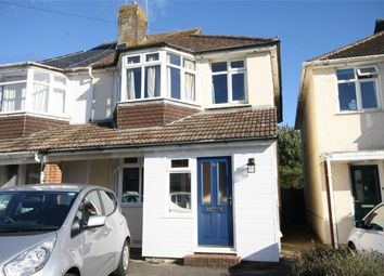 Thumbnail 3 bed semi-detached house for sale in Church Hill Avenue, Little Common, Bexhill On Sea