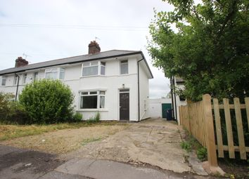 Thumbnail 3 bed semi-detached house for sale in Campbell Road, Oxford