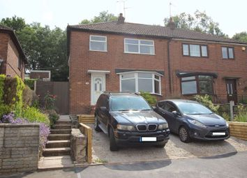 Thumbnail 3 bed semi-detached house for sale in Windsor Drive, Leek, Staffordshire