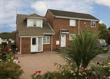 Thumbnail 2 bed end terrace house for sale in Colmworth Close, Lower Earley, Reading