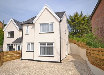 Thumbnail 3 bedroom detached house for sale in Spacious New Build House, William Morris Drive, Newport