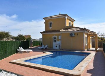 Thumbnail 3 bed villa for sale in Mazarron, Murcia, Spain