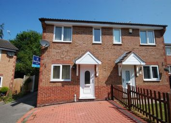 Thumbnail 2 bed semi-detached house to rent in Farnon Close, Chesterfield