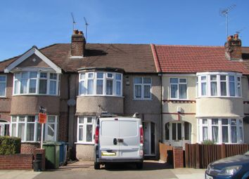 Thumbnail 1 bed terraced house to rent in Arundel Drive, Harrow