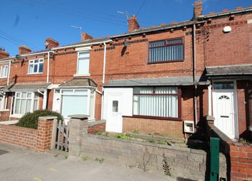 Thumbnail 2 bedroom terraced house for sale in Findon Hill, Sacriston, Durham