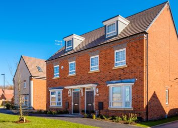 "Thumbnail 3 bed semi-detached house for sale in ""Kennett"" at Gospel End Road, Sedgley, Dudley"