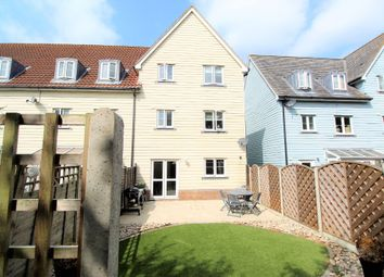 Thumbnail 4 bed end terrace house for sale in Meadow Crescent, Purdis Farm, Ipswich
