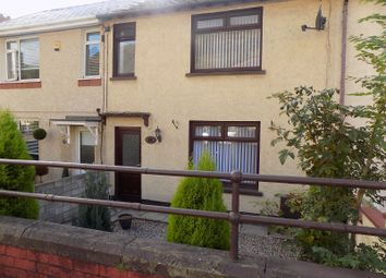 Thumbnail 3 bed terraced house for sale in Geifr Road, Margam, Port Talbot, Neath Port Talbot.