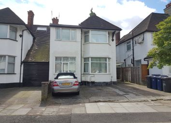 Thumbnail 1 bed flat to rent in Golders Garden, London