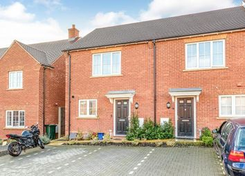Thumbnail 2 bed end terrace house for sale in Edgcote Way, Banbury, Oxfordshire