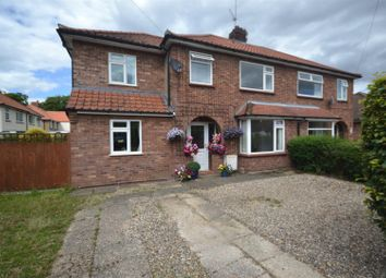 Thumbnail 4 bed semi-detached house for sale in Thorpe St Andrew, Norwich