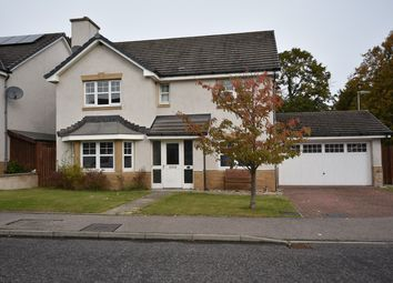 Thumbnail 4 bed detached house for sale in Fairfield Avenue, Elgin