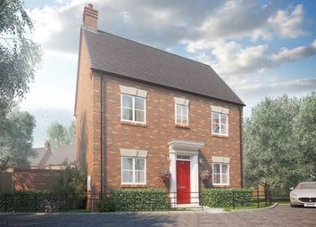 Thumbnail 4 bed detached house for sale in Watling Street, Canal Side, Weedon