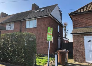 Thumbnail 5 bed end terrace house for sale in Lodge Avenue, Becontree, Dagenham