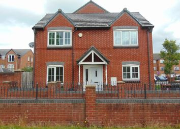 Thumbnail 3 bed mews house for sale in 25 Baldwins Close, Royton, Oldham