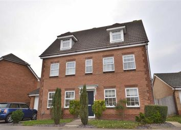 Thumbnail 5 bed detached house for sale in Lomond Way, Great Ashby, Stevenage, Herts