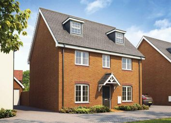 """""""The Garrton - Plot 457"""" at Pither Close, Spencers Wood, Reading RG7. 5 bed detached house for sale"""