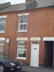 Thumbnail 2 bed terraced house to rent in Oxford Street, Loughborough