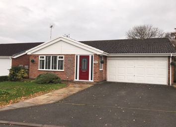 Thumbnail 3 bed bungalow for sale in Waverton Close, Hough, Crewe
