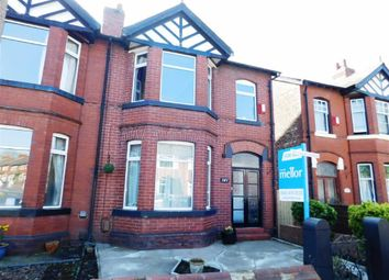 Thumbnail 3 bedroom semi-detached house for sale in Cheadle Old Road, Edgeley, Stockport