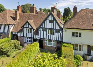 Thumbnail 2 bed terraced house for sale in The Green, Bearsted, Maidstone, Kent