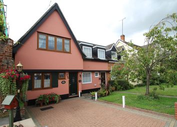 Thumbnail 2 bed end terrace house for sale in Meadows Way, Hadleigh, Ipswich