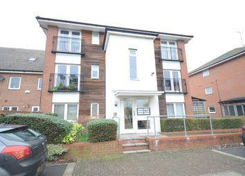 Thumbnail 2 bed flat for sale in Meadow Way, Caversham, Reading
