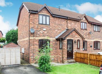 Thumbnail 2 bed semi-detached house for sale in Earlsmere Drive, Morley, Leeds