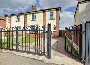 Thumbnail 3 bed semi-detached house for sale in The Crescent, Lordens Hill, Dinnington, Sheffield