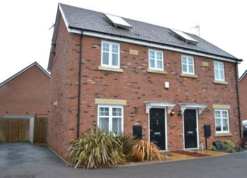 Thumbnail 2 bedroom semi-detached house for sale in Auburndale Avenue, Bannerbrook Park, Coventry, West Midlands