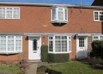 Thumbnail 2 bed terraced house to rent in Crawford Rise, Arnold, Nottingham