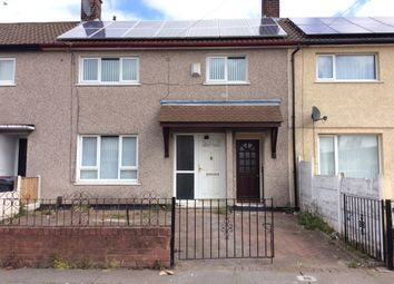 Thumbnail 3 bedroom terraced house to rent in Kenbury Road, Kirkby