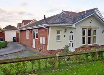 Thumbnail 3 bed detached bungalow for sale in Flash Lane, Bramley, Rotherham, South Yorkshire