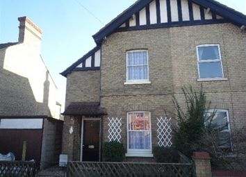 Thumbnail 3 bed property to rent in Mayors Walk, West Town, Peterborough