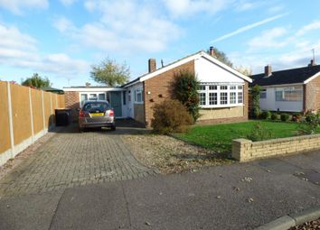Thumbnail 4 bed detached bungalow for sale in Clapham, Beds