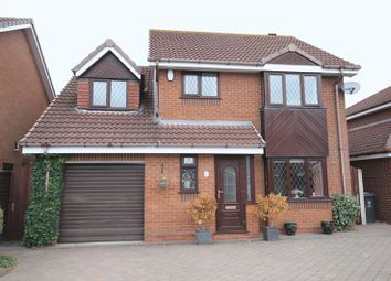 Thumbnail 4 bed detached house for sale in Nursery Drive, Penkridge, Stafford