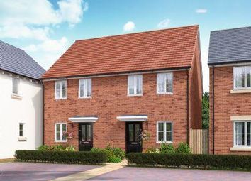 Thumbnail 2 bed semi-detached house for sale in St Andrews At Kingsfield, Bromham Road, Biddenham