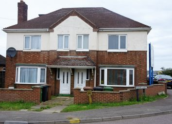 Thumbnail 3 bed semi-detached house to rent in Fengate, Peterborough