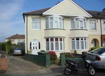 Thumbnail 3 bed semi-detached house to rent in Hill Park Road, Gosport