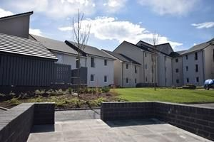 Thumbnail 2 bed flat to rent in 15 Cloverleaf Grange, Bucksburn, Aberdeen