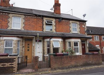 Thumbnail 2 bedroom terraced house to rent in Katesgrove Lane, Reading