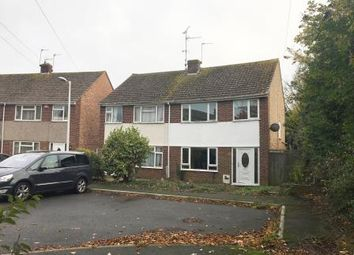 Thumbnail 3 bed semi-detached house for sale in 58 Victoria Road, Broadstairs, Kent