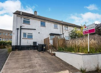 Thumbnail 3 bed end terrace house for sale in Foxhill, Axminster